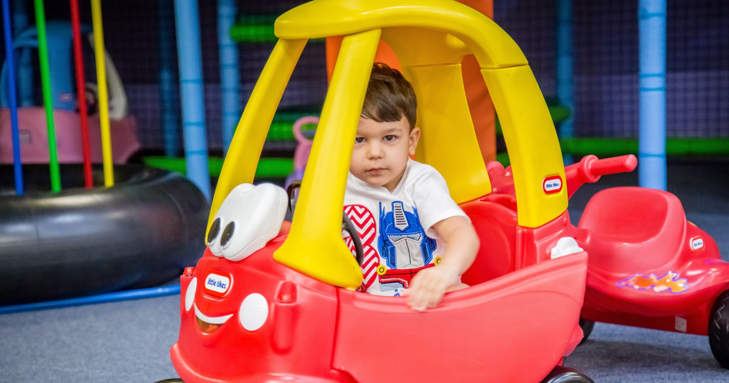 Event photography photo session third 3rd birthday party Damian Transformers theme Optimus Prime Romina Peyman Roman at Kidz Korner in Encino Los Angeles California 02/03/2018