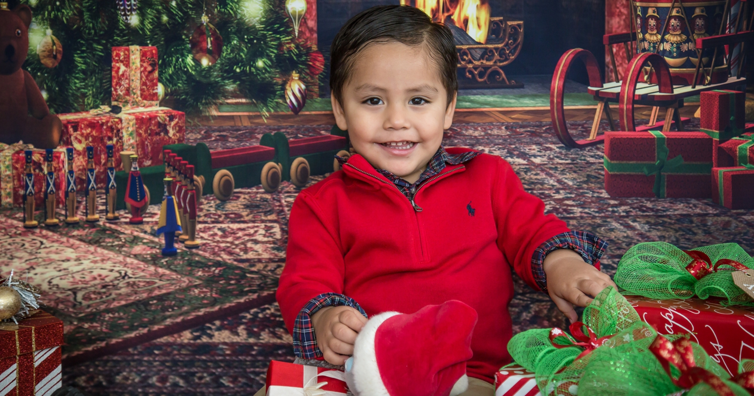 Kids photography children photo session Christmas mini at my studio in Sherman Oaks Los Angeles California 12/10/2016